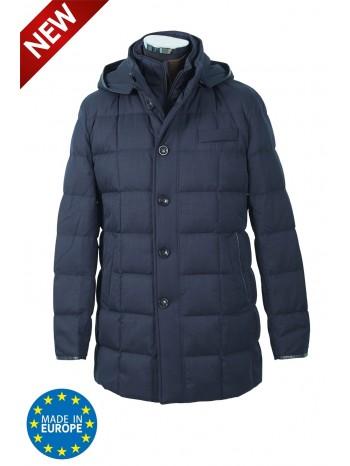 Куртка мужская зимняя супер легкая